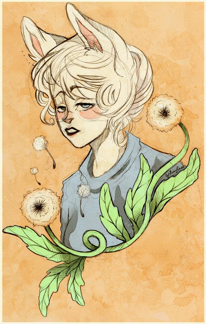Dandelions by IFreischutz