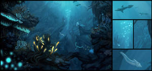 COMMISSION: Phantom Abyss