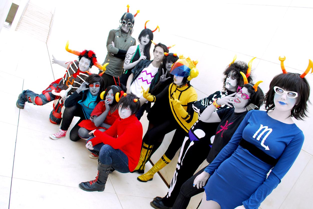 The Twelve of Us by Mitsuki-Aizawa