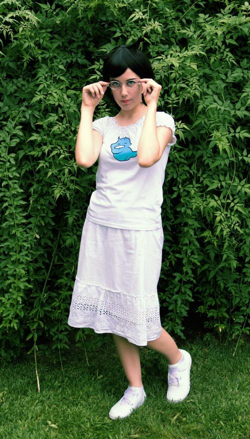 Miss Skeptic [Jane Crocker] by Mitsuki-Aizawa