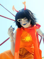 Godess of the Light [Aranea Serket] by Mitsuki-Aizawa