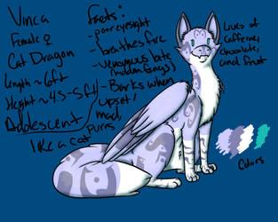 Dragonsona???? ref by KarkatthewVantas