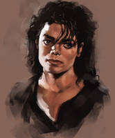 Michael by padawana