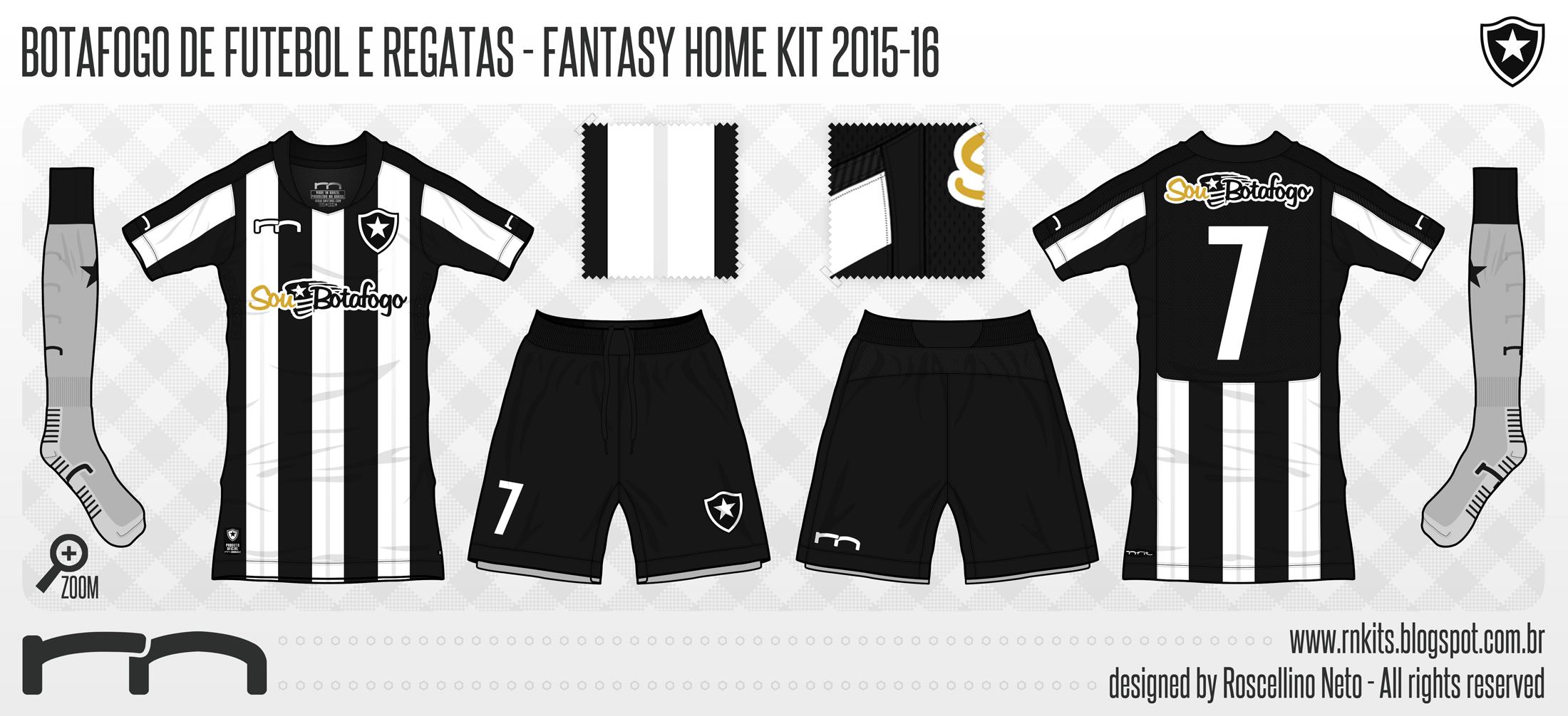 1691f8577d O kit home vem com a tradicionalíssima camisa listrada em preto e branco