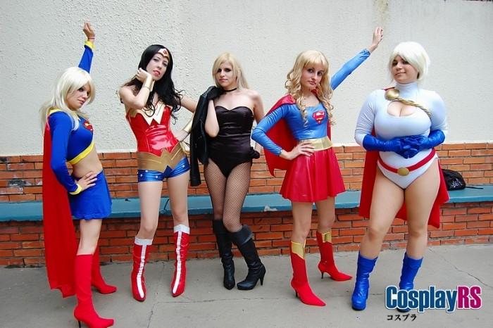 power girls by lulysalle