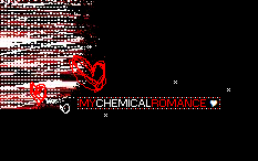 MCR Mini-background by paperxcrip