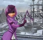 Rapunzel in Assassins Creed