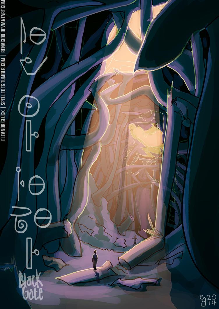 Black Gate: The Kraveke by Renacido