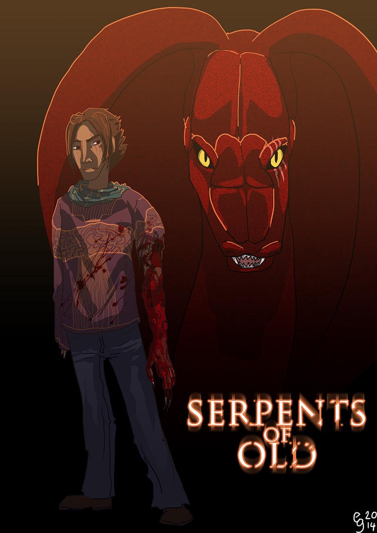 Serpents of Old - Poster by Renacido