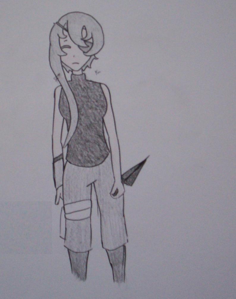 Ninja Yuu by shadoweclyps