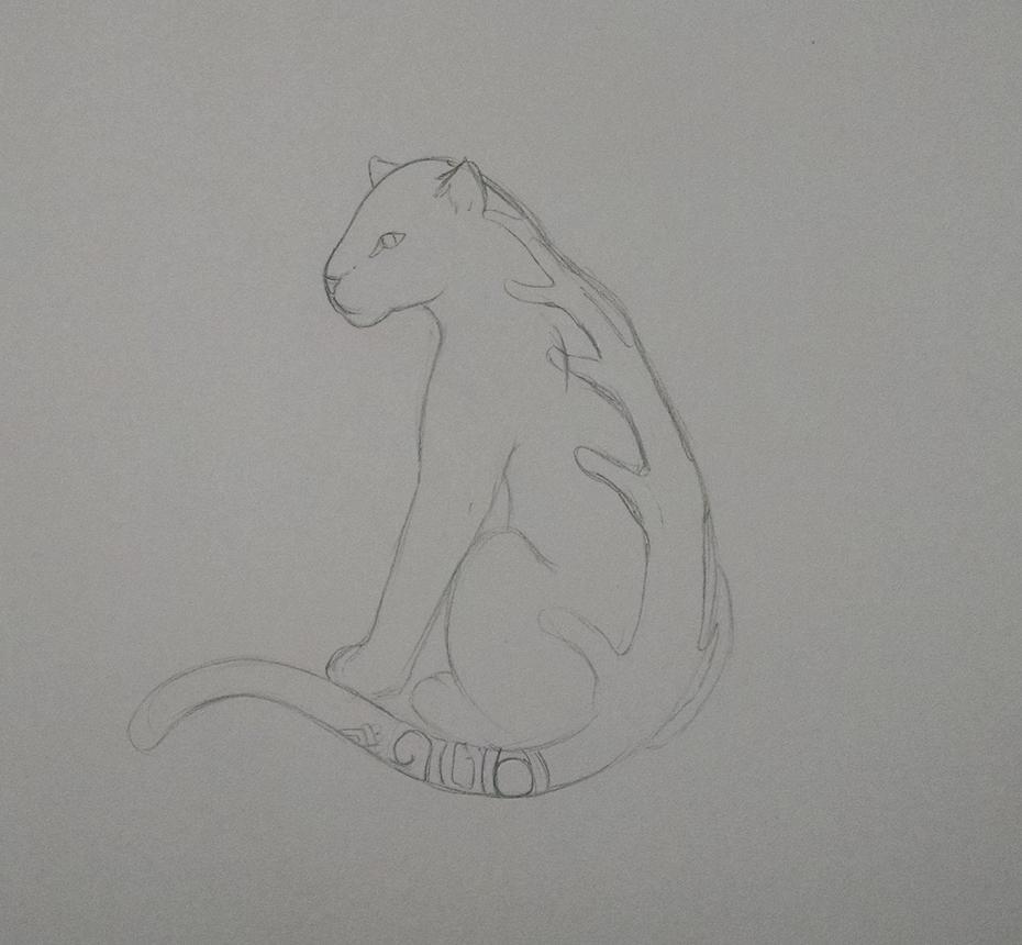 Kitty 1 by shadoweclyps