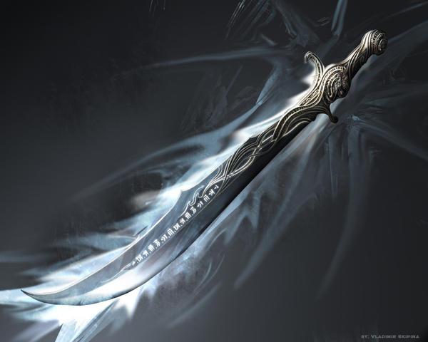 Prince Of Persia Sword By Skipina