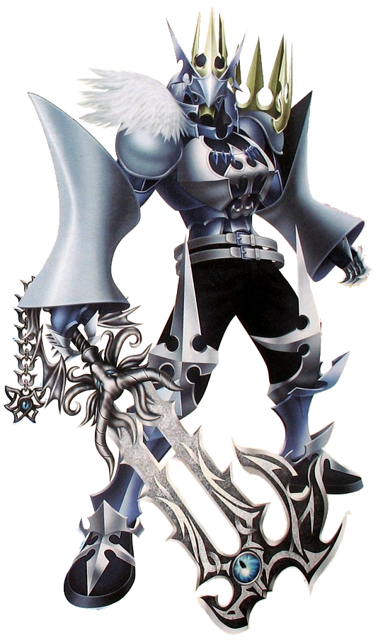 [KH2] Armored Xemnas and No Heart: Keyblade Armor ...
