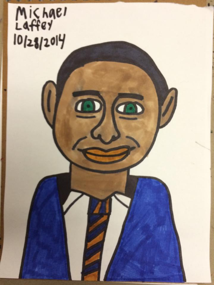Barack Obama by Mike-The-Winner