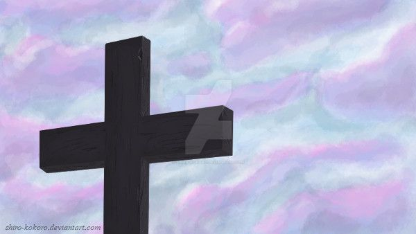 Empty Cross by Shiro-kokoro