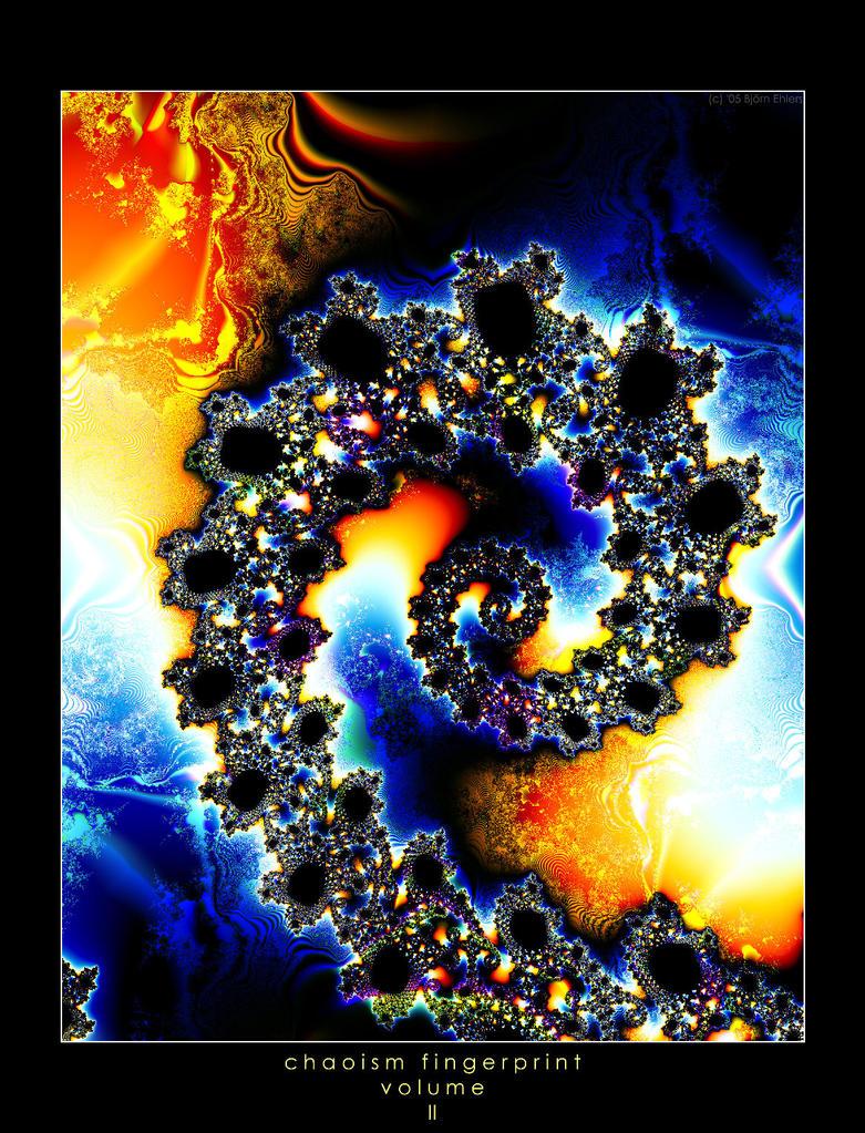 chaoism fingerprint vol. II by lordmaci