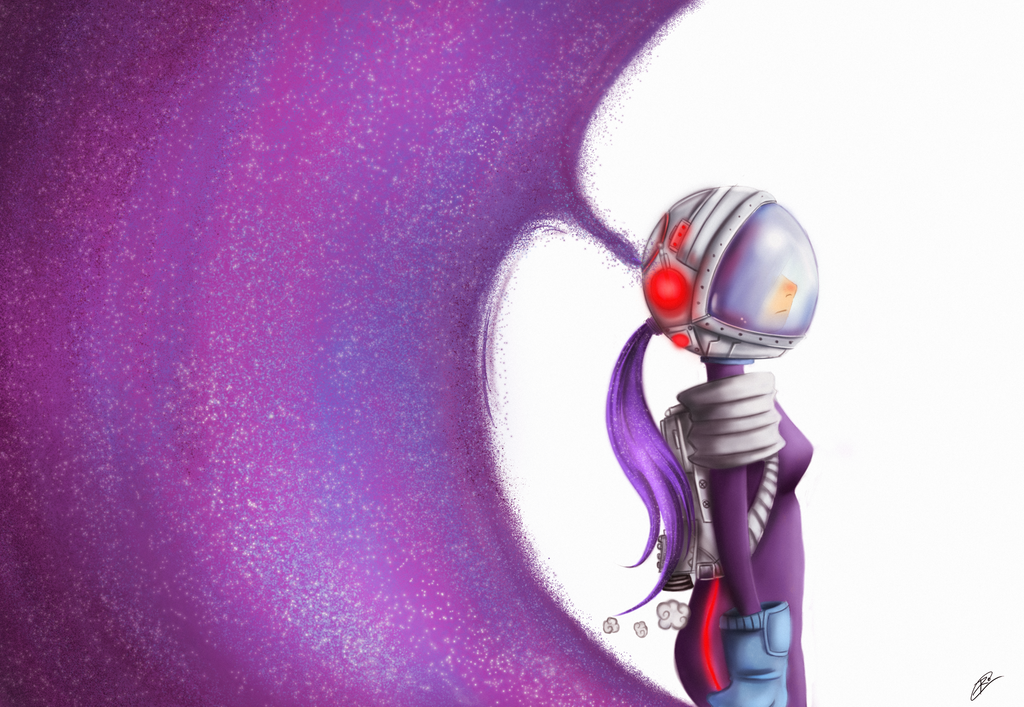 The Astronaut by Ro-Arts