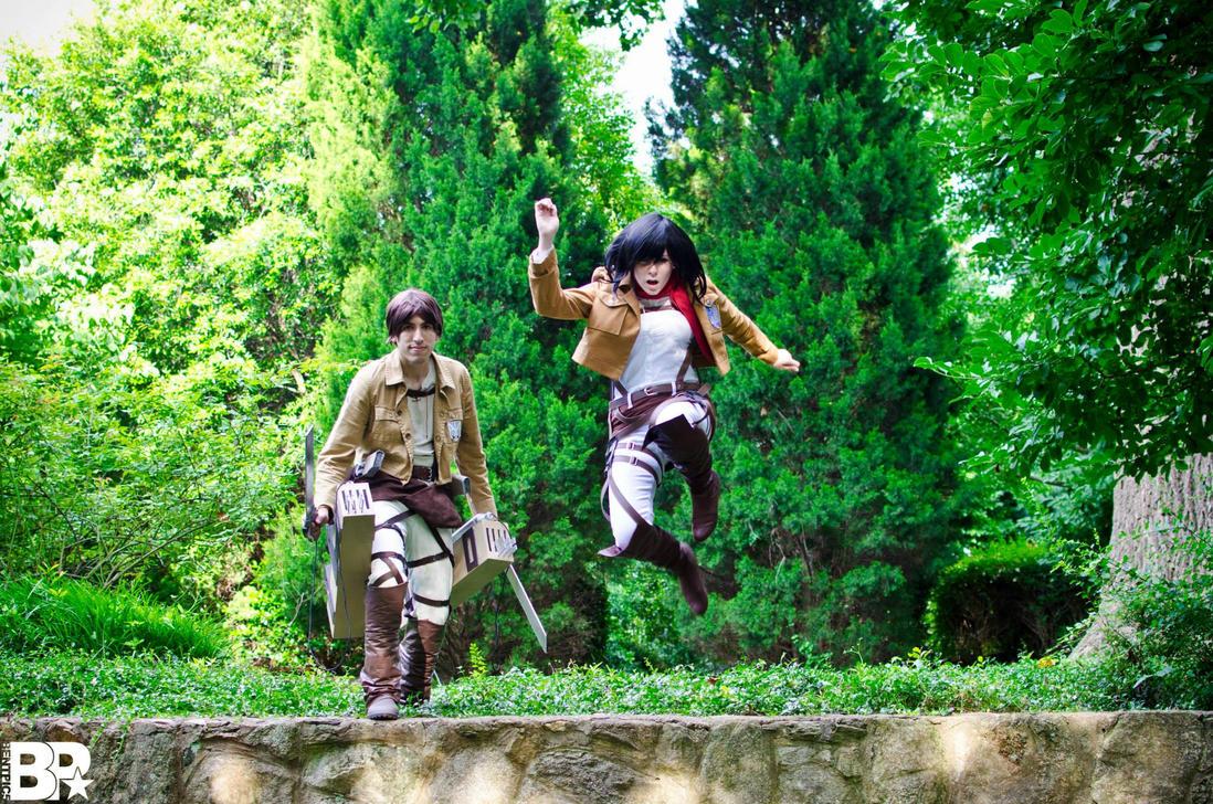 Shingeki no Kyojin - Follow Me by Th4m