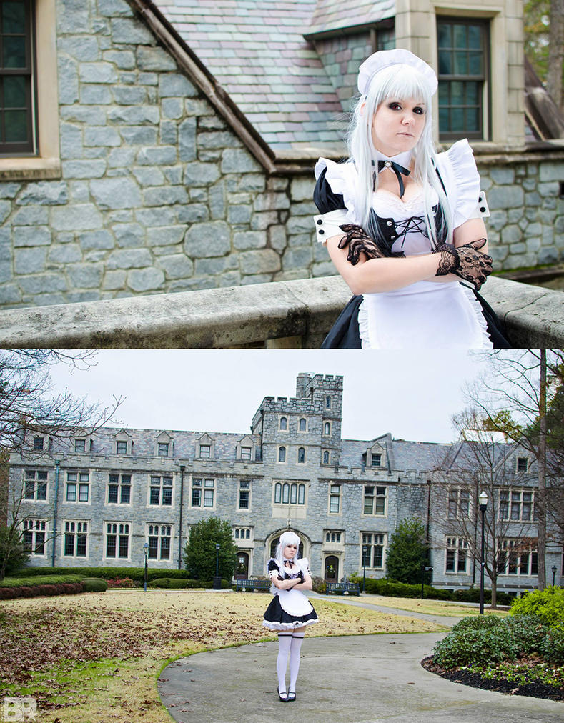 Yami Maid - Olivia Darling by Th4m