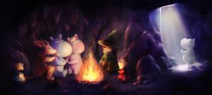 Moomins: Way out