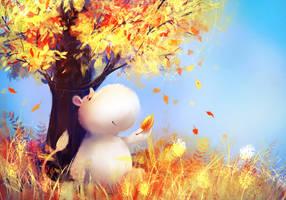 Autumn by Zetsuboushi