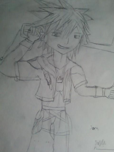 Sora by Metalyoshima