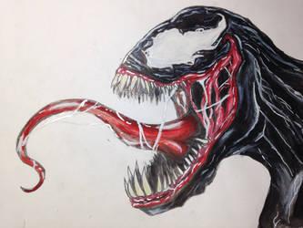 Venom by yadnamas2