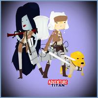 Adventure Titan by Gl33zy