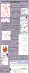 Paint Tool SAI CG step-by-step by NickBeja