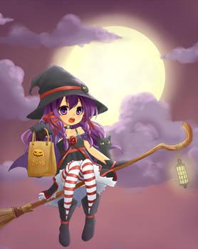 Halloween Eiza