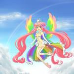 Razzy and the rainbow
