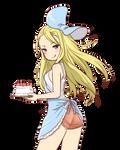 Edea and Cake