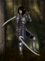 DAO: Grey Warden by mariatresh