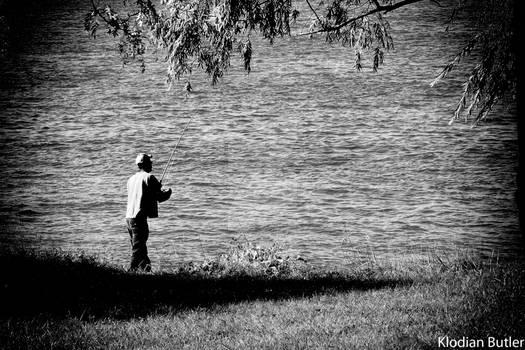 Fishing on Belle Ile