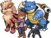Gary's Classics Pokemons by Flamejow