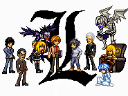 Death Note JUS Sprite by Flamejow