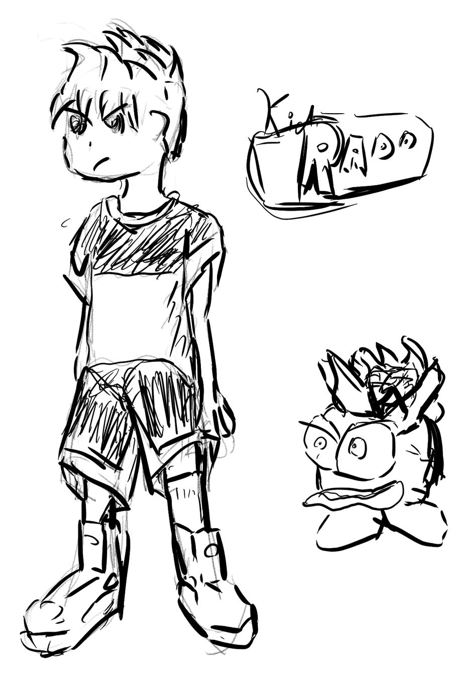 Kid Radd Game