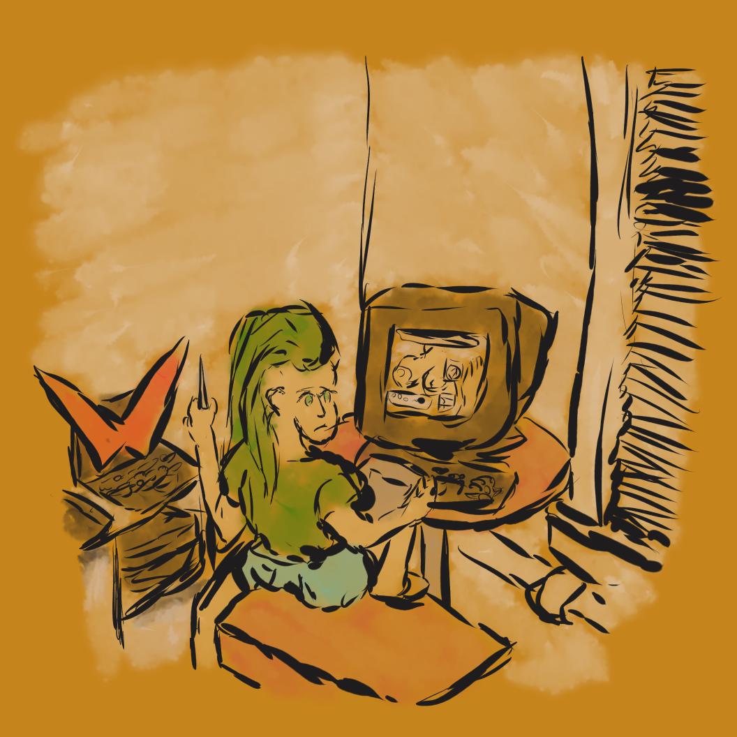 Got a place to draw stuff now by ~KatrinaTheLamia