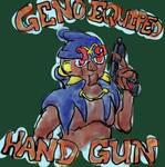 Geno Equiped Handgun