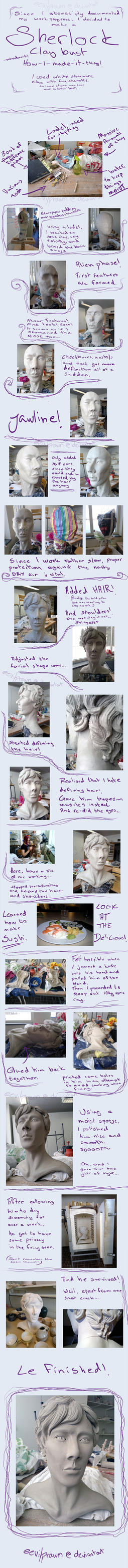 Sherlock: Work Progress by perpetualperversions