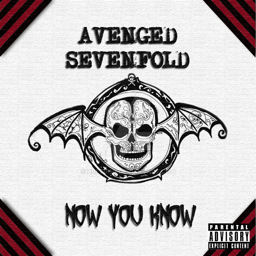 A7X - Now You Know (Custom Album Cover) by bretdog on DeviantArt