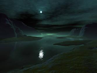 Midnight Moor by TsukiyonoS