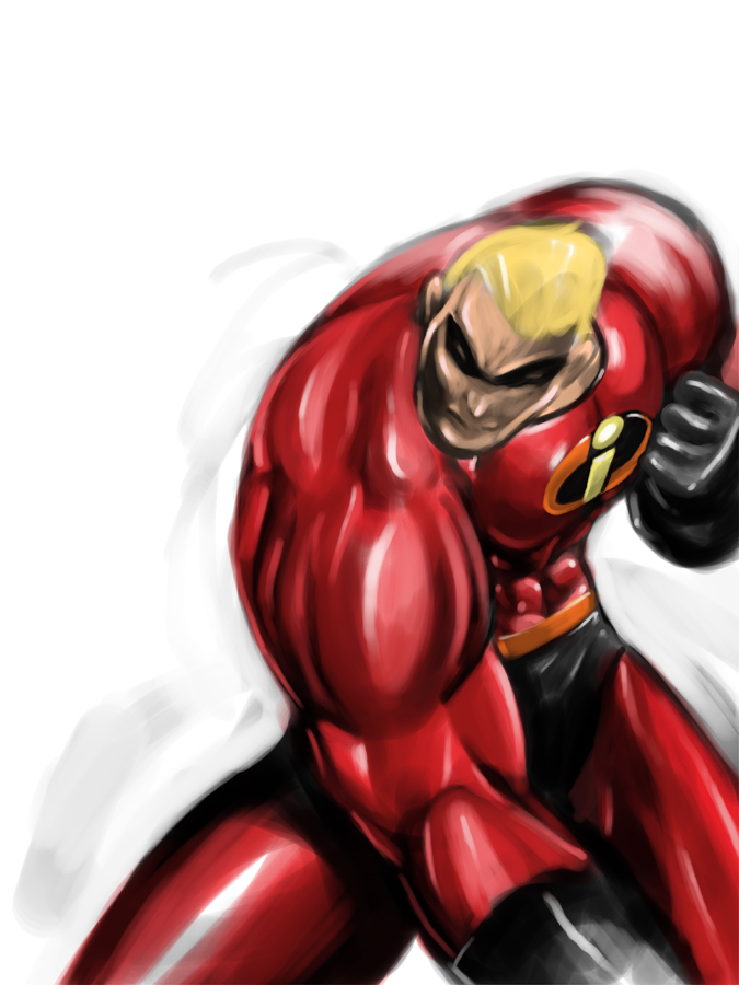 Mr Incredible by jmont