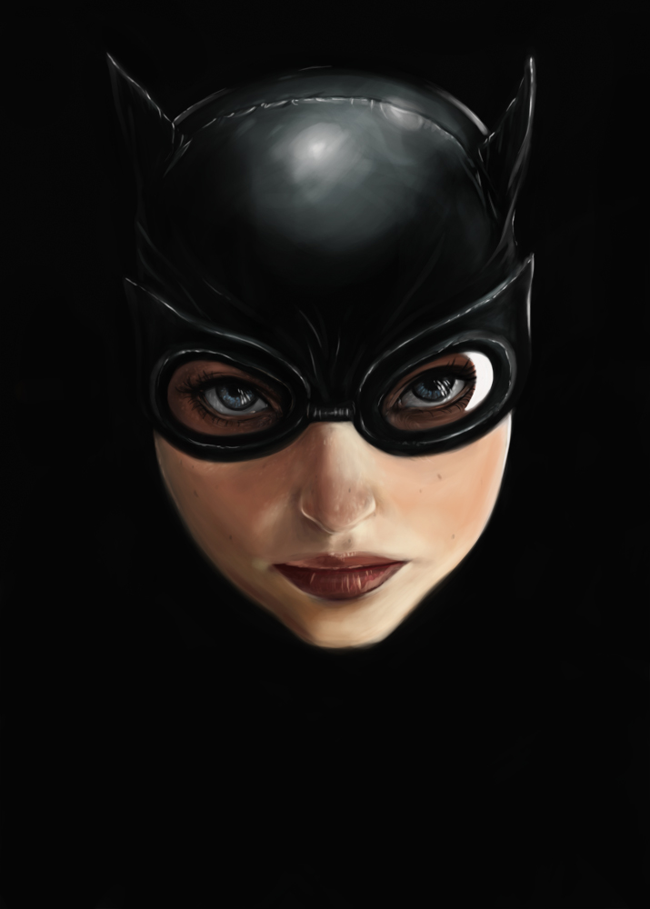 Catwoman 2011 by jmont