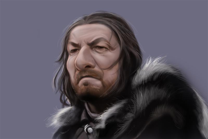 Ned Stark by jmont