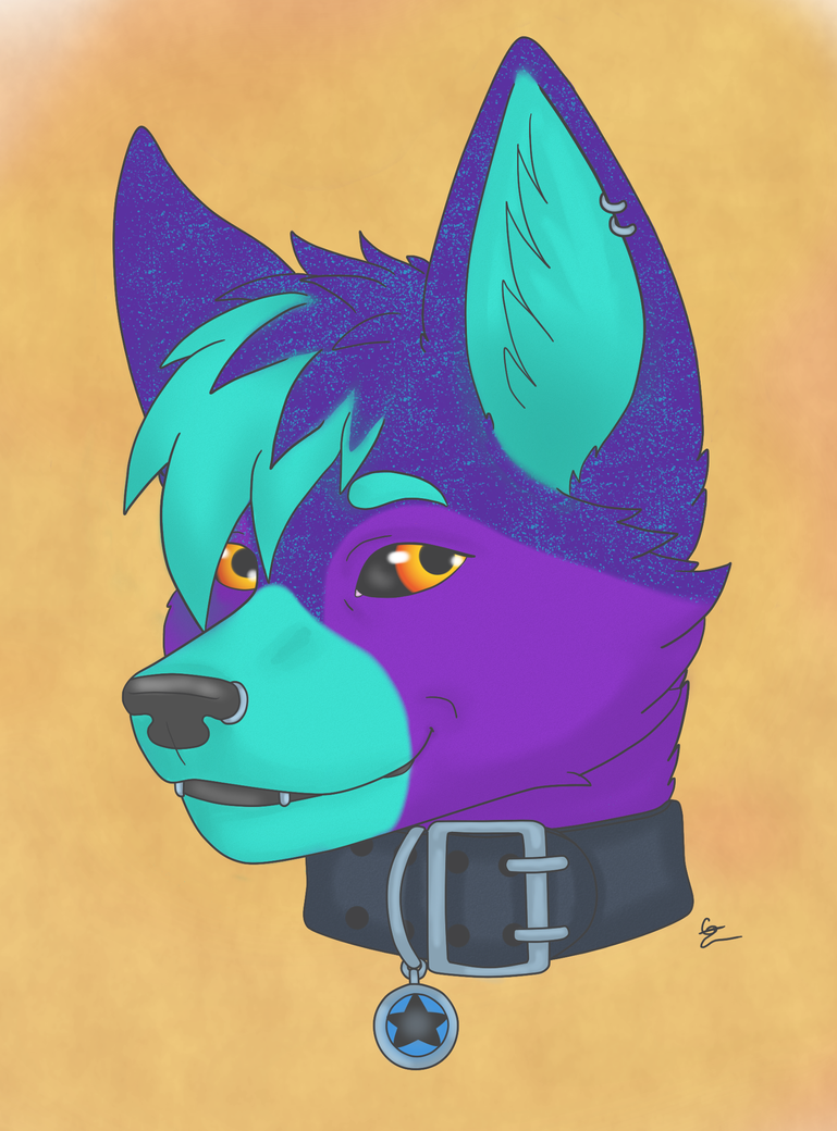 Maera bust by Bloodcat101