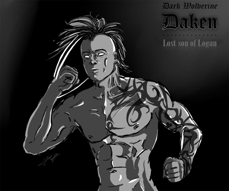 Daken - Dark Wolverine by jakobdam on DeviantArt