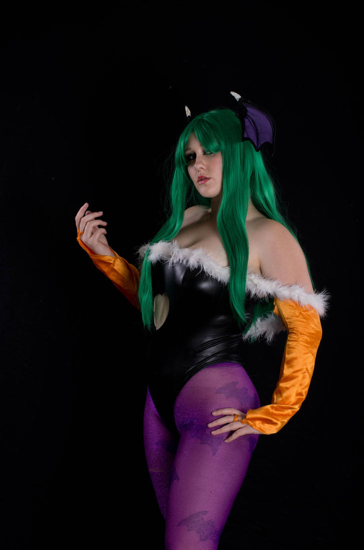 Morrigan Redefined by GrinningRedFox