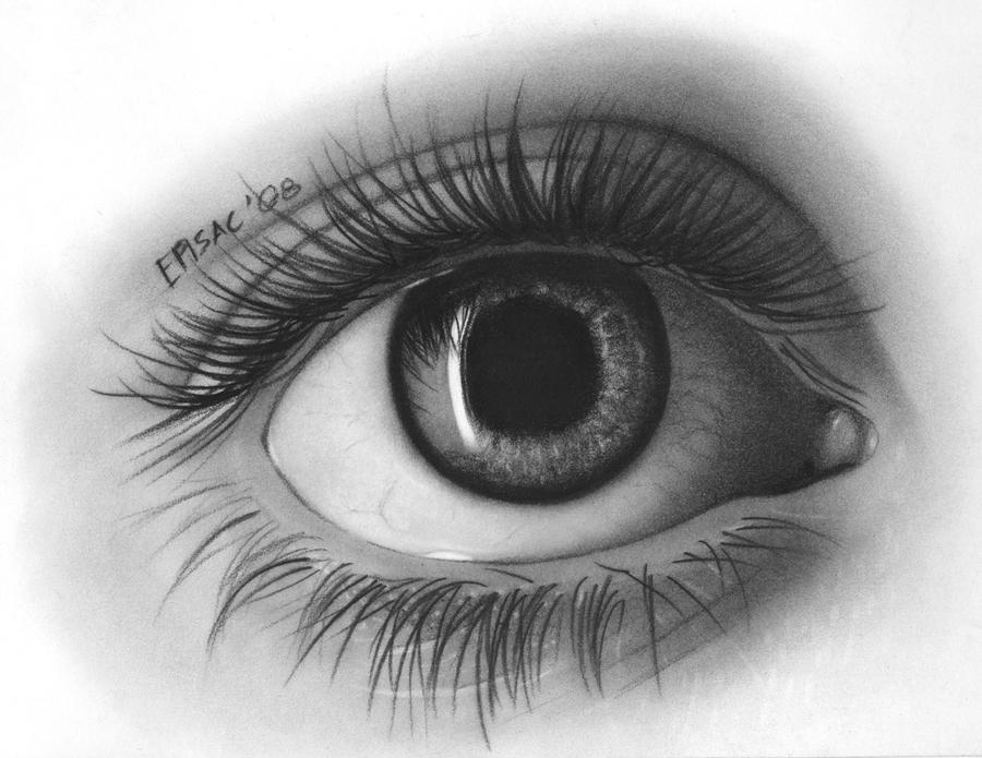 Eye-drawing By Episac On DeviantArt
