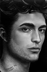 twlight- Edward- drawing by episac